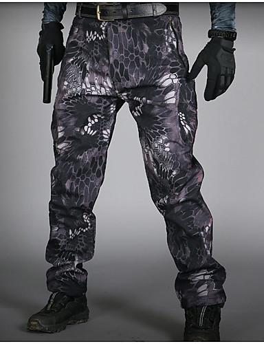 207c243f6 Men's Basic / Military Daily Chinos Pants - Animal Black XL XXL XXXL