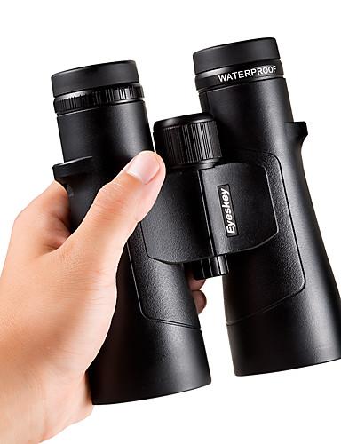 olcso Sport & túra-Eyeskey 10 X 50 mm Távcsövek Tető Akromatikus objektívek Vízálló Szabadtéri Professzionális Popuni multi-premaz BAK4 Kempingezés és túrázás Vadászat Kempingezés / Túrázás / Barlangászat Spectralite