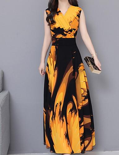 e46ab908e95 cheap Women  039 s Dresses-Women  039 s Swing Dress -