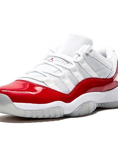 ec9b5178209 Ανδρικά Παπούτσια άνεσης Φο Δέρμα Ανοιξη καλοκαίρι Αθλητικά Παπούτσια  Μπάσκετ Κόκκινο / Αθλητικό
