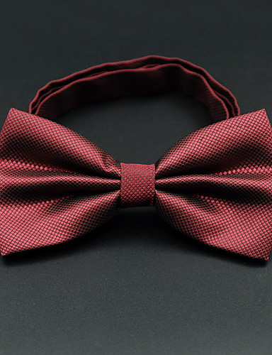 Men's Work / Active Bow Tie - Solid Colored