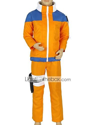 povoljno Anime kostimi-Inspirirana Naruto Hatake Kakashi / Naruto Uzumaki Anime Cosplay nošnje Japanski Cosplay Suits / Kostim Za Uniseks