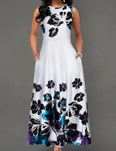 c5558e531cc6 Χαμηλού Κόστους Γυναικεία Φορέματα-Γυναικεία Θήκη Φόρεμα - Φλοράλ