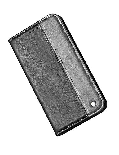 מגן עבור Samsung Galaxy S9 / S9 Plus / S8 Plus מחזיק כרטיסים / עמיד בזעזועים / עמיד לאבק כיסוי מלא אחיד קשיח TPU
