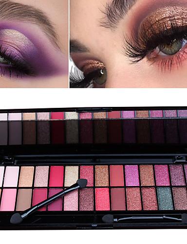 Marka cmaadu 28 renk göz farı çanak toprak rengi mat sedefli flaş su geçirmez dayanıklı göz kozmetik