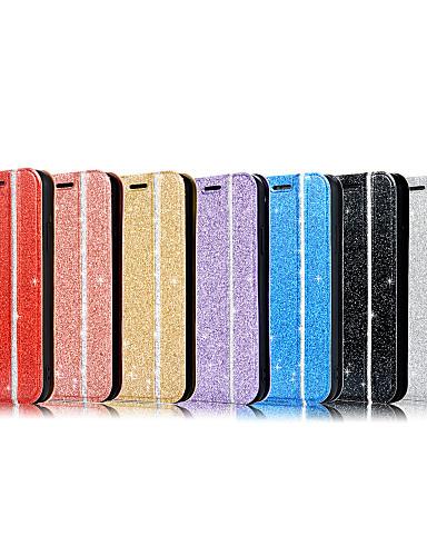 fodral Till Apple iPhone XS / iPhone XR / iPhone XS Max Lucka / Glittrig Fodral Glittrig TPU