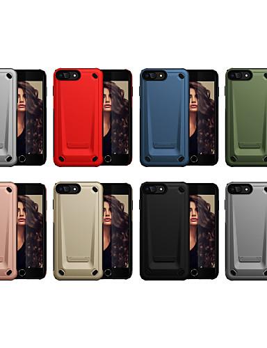 Pouzdro Uyumluluk Apple iPhone 8 Plus / iPhone 7 Plus Şoka Dayanıklı Arka Kapak Zırh PC