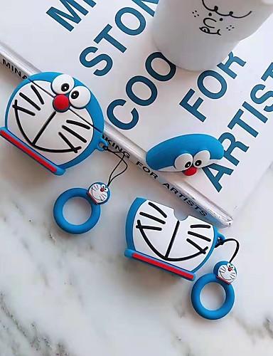 Pouzdro Uyumluluk AirPods Sevimli Kulaklık kılıfı Yumuşak