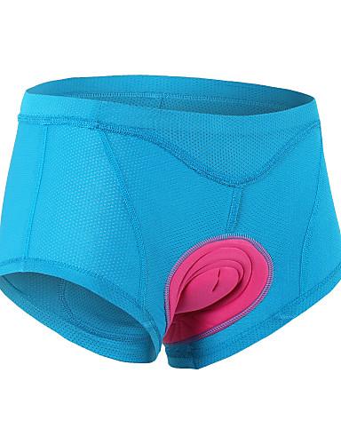 Cycling Undershorts Padded Breathable Bike Underwear MTB Cycle Shorts Navy Blue