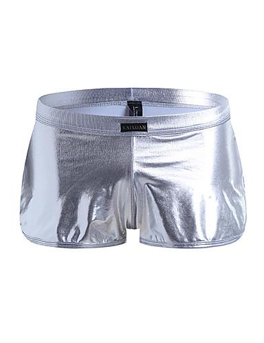 voordelige Herenondergoed & Zwemkleding-Standaard Boxer Heren Lage Taille