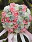 "cheap Wedding Flowers-Wedding Flowers Bouquets Wedding Party / Evening Foam 9.84""(Approx.25cm)"
