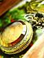 저렴한 회중 시계-남성용 회중 시계 석영 합금 밴드 브론즈