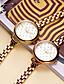 baratos Relógios da Moda-SK Mulheres Bracele Relógio Relógio de Moda Chinês Quartzo Impermeável Resistente ao Choque Metal Banda Amuleto Luxo Vintage Criativo