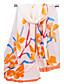 halpa Huivit-Naiset Neliskulmainen,Painettu Kevät Syksy Sifonki