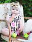 preiswerte Babyoverall-Baby Kinder Einzelteil Baumwolle Sommer Ärmellos Streifen Fuchsia