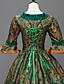 Einteilig Kleid Gothik Niedlich Klassische/Traditionelle Lolita Punk Vintage Inspirationen Elegant Viktorianisch Rokoko Prinzessin