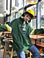 preiswerte Damen Kapuzenpullover & Sweatshirts-Damen Kapuzenshirt Lässig/Alltäglich Solide Druck Andere