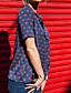 ieftine Bluză-Pentru femei Stand Bluză Ieșire Buline