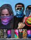 cheap Scarves & Bandanas-Neck Gaiter Pollution Protection Quick Dry Ultraviolet Resistant Rainbow  Balaclavas Bandana for Adults' Road Cycling Hiking Cycling