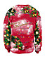 cheap Christmas Sweater-Men's Women's Pullover Sweatshirt Graphic Daily Other Prints Christmas Hoodies Sweatshirts  Loose Red