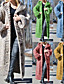 cheap Sweaters & Cardigans-Women's Open Front Sweater Coat Long Solid Colored Daily Basic Camel Black Blue Red S M L XL