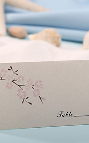 Place Cards and Holders Place Card - Peach Blossom (Set of 12)