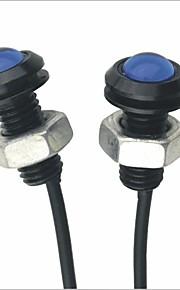 Automatisch Lampen 1.5W SMD LED 1 Nummerplaatverlichting / Dagrijverlichting / Mistlamp