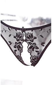 Women's Ultra Sexy Panties - Lace, Jacquard Low Waist