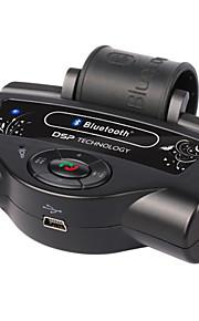 bluetooth auto kits ingebouwde batterij mp3 speler stuur luidspreker draagbare ondersteuning a2dp auto oplader