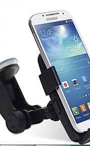 Bil Universal Mobiltelefon Montage Stativ Holder Justerbar Stander Universal Mobiltelefon Plast Holder
