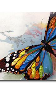 Hang-роспись маслом Ручная роспись - Животные Modern холст