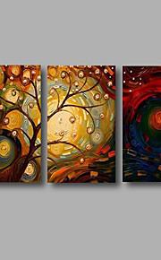 Hang-роспись маслом Ручная роспись - Пейзаж Modern холст