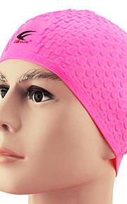 4b47a73eb774 65 Úszósapka mert Felnőttek Szilikon Vízálló Kényelmes Tartsa szárazon a  haját Úszás Búvárkodás
