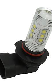 SO.K 2pcs 9006 Automatisch Lampen 10W 1800lm LED Mistlamp