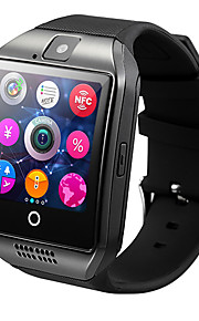 Q18 Muži Inteligentní hodinky Android iOS 3G Bluetooth Voděodolné Monitor pulsu Hands free hovory Video Fotoaparát Časovač Stopky Měřič spánku Najdi mé zařízení Budík / Komunitní sdílení / 128 MB