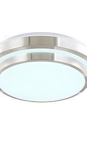 Moderne / Nutidig Takmonteret Baggrundsbelysning - LED, 90-240V, Varm Hvid Kold Hvid Dimbar med fjernbetjening, LED lyskilde inkluderet