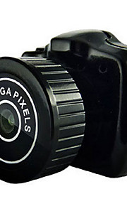 y2000 Action Kamera / Sportskamera 20MP 4608 x 3456 Wifi Justerbar Trådløs Vidvinkel 30fps Nej ± 2 EV Nej CMOS 32GB H.264 Timelapse