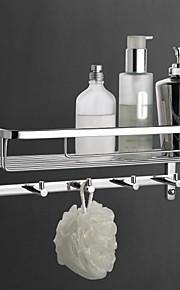 욕실 선반 고품질 콘템포라리 놋쇠 1개 - 호텔 목욕