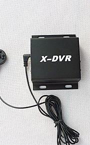 HD CCTV Audio Camera 8 Infrared Night Vision Lamps lenss Camera X-DVR