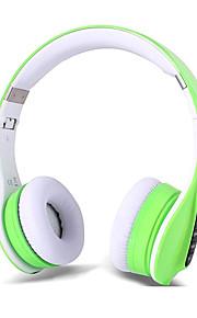 SF-SH999B Op het oor Draadloos Hoofdtelefoons Dynamisch Muovi Mobiele telefoon koptelefoon Met volumeregeling met microfoon koptelefoon