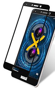 Proteggi Schermo Huawei per Honor 6X Vetro temperato 1 pezzo Proteggi-schermo integrale Anti-graffi A prova di esplosione Estremità