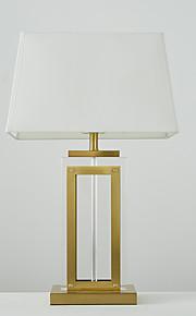 콘템포라리 장식 테이블 램프 제품 110-120V 220-240V 금속