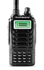 365 Walkie-talkie Håndholdt Advarsel Om Lavt Batteri Nødalarm Programmerbar med PC software Strømsparefunktion Stemmekommando VOX