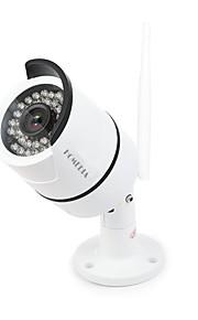 homedia® 2.0mp 1080p ip fotocamera 6mm 1 / 2.7 '' cmos wifi impermeabile p2p 36leds visione notturna visione mobile