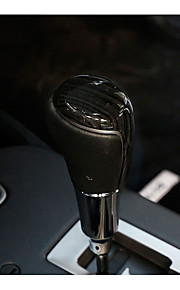 Køretøjsknappen Sport Vehicle Shift Knob RefitforToyota Kulfiber Plast
