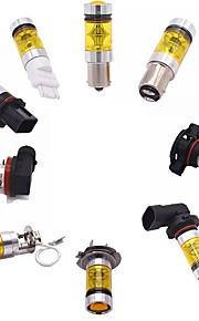 9003 / H8 / T20 Automatisch Lampen 100W SMD 3030 3500lm 20 Mistlamp For Universeel Alle Modellen Alle jaren
