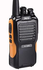 365 K-306 Walkie-talkie Håndholdt 5-10 km 5-10 km 3800mAh 8W Walkie talkie Tovejs radio