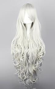 Cosplay Wigs Black Butler Queen Victoria Anime Cosplay Wigs 90 CM Heat Resistant Fiber Women's