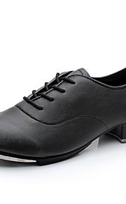 657ced1b69 37 Mulheres Sapatilhas de Sapateado Pêlo Sintético Sandália   Salto   Têni  Tulipa Salto Robusto Personalizável Sapatos