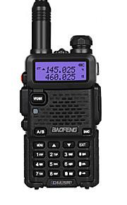 BAOFENG Walkie-talkie 5-10 km 5-10 km 2000.0 5 Walkie talkie Tovejs radio